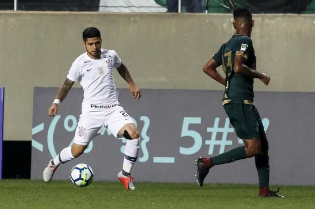 Sergio Díaz é novidade na escalação do Corinthians para jogo desta noite de  sábado c8a7c1f55fb69