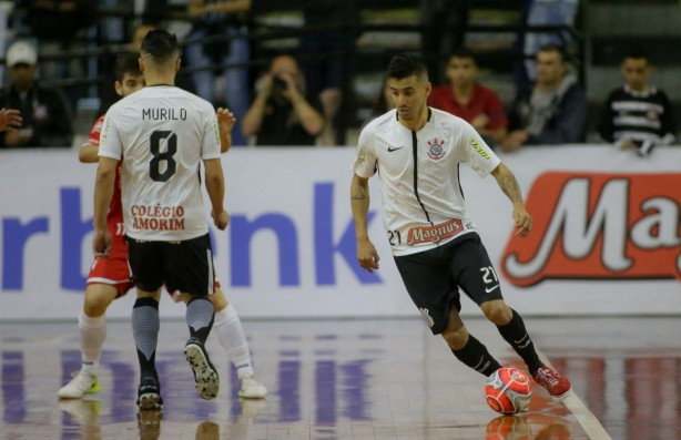 Corinthians e São José duelam pelas semifinais da Liga Paulista de Futsal b5badda6c942c