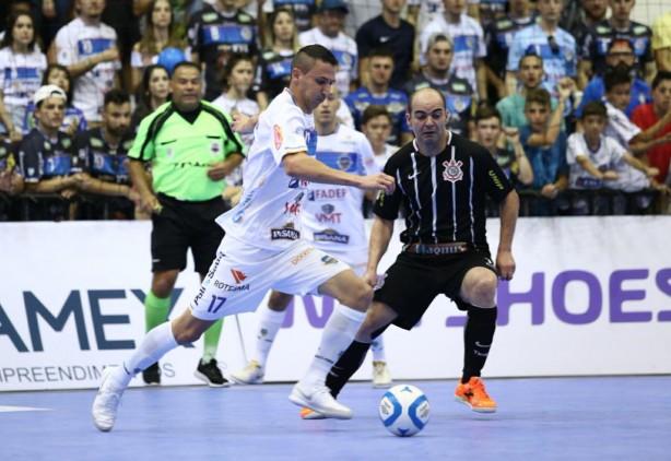 882ea991a00ce Pato Futsal 4 x 2 Corinthians - Quartas-de-final - Liga Nacional de ...