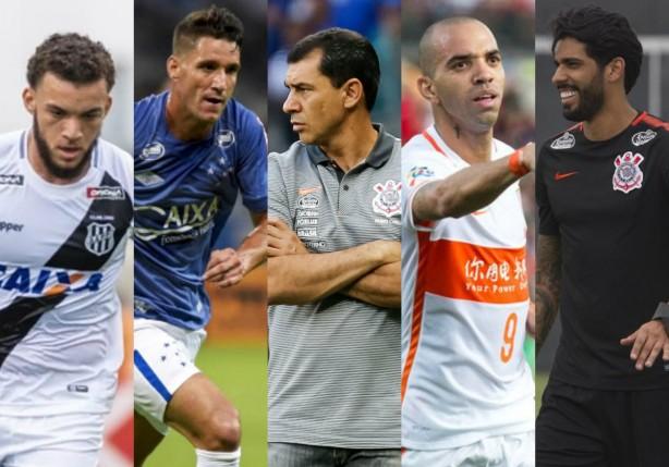 Mercado da bola  as negociações e rumores que agitam o Corinthians a ... 6e1f7e9bc87c5