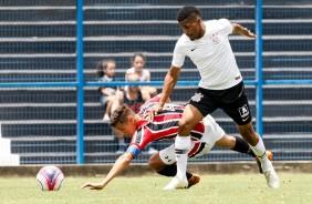 Corinthians dispensa atacante de 17 anos que marcou nove gols em 2018 0fdbd12f71e7c