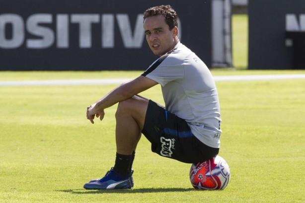 67f25d7afd Jadson tem atraso na recuperação e desfalca o Corinthians por mais tempo
