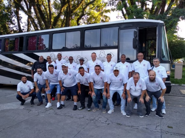 Delegação de máster do Corinthians já se encontra em Sete Lagoas (MG) a77e9c1eb1b27