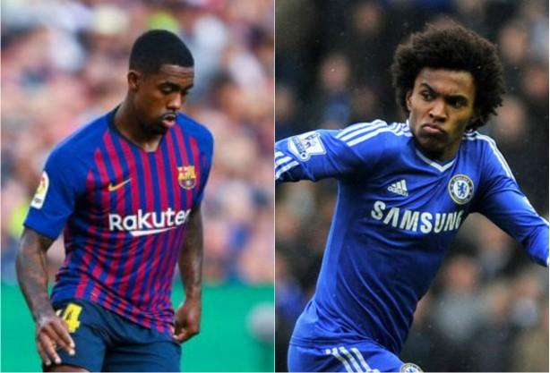 Malcom e Willian são protagonistas de tratativas entre Chelsea e Barcelona efe8dddc4edbc