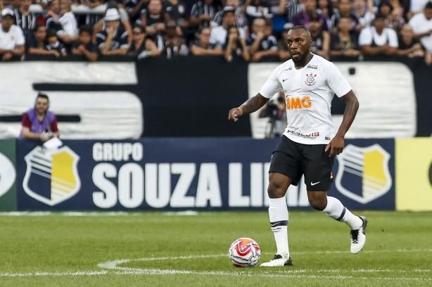86ac04eb654 Manoel estreia pelo Corinthians com atuação segura e tranquila na Arena