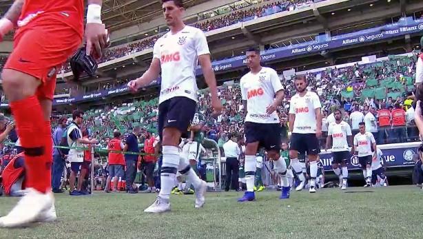 Corinthians venceu o Palmeiras por 1 a 0 neste sábado a0949002b3e2e