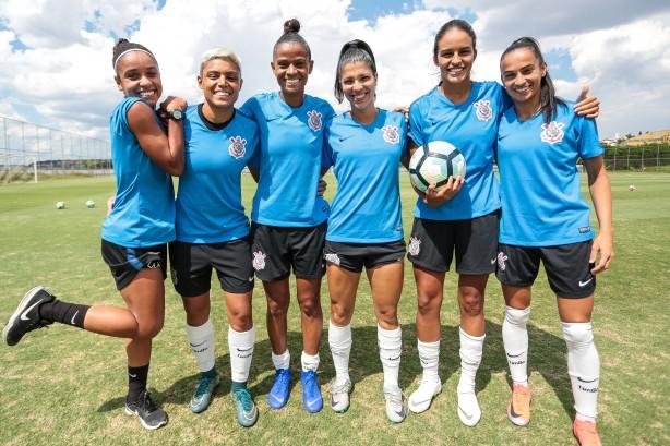 5111f2cdb6f50 Equipe feminina completou a pré-temporada com 100% de aproveitamento  foco  no Paulista