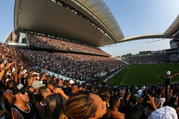 Arena Corinthians should get a good public this May 1 holiday
