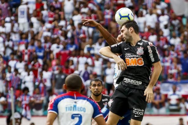 548e8002e Corinthians chegou a abrir o placar