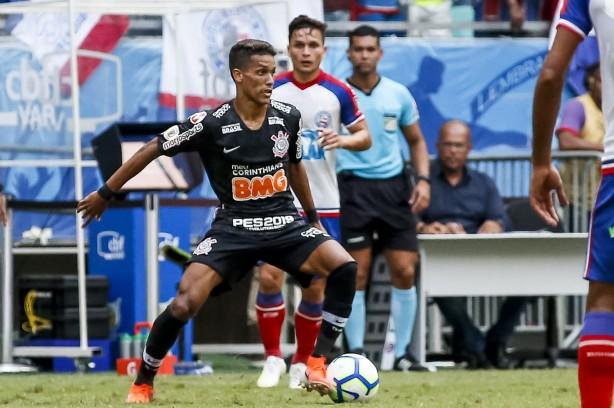 Corinthians e Bahia voltam a se enfrentar, agora pelo returno do Brasileirão