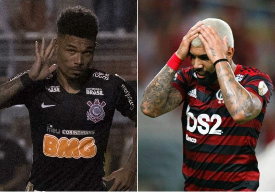 Gabigol No Corinthians Urso No Flamengo Clássico Poderia