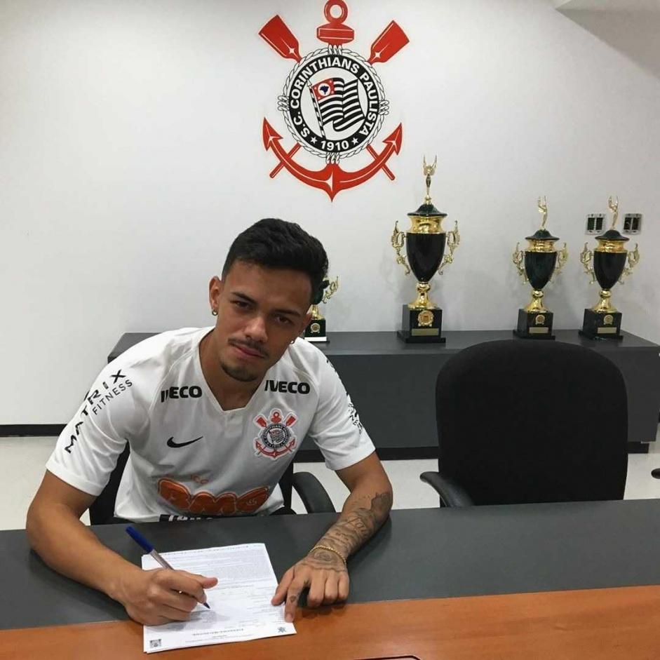 Kelvin Moreira não renovará contrato com o Timão