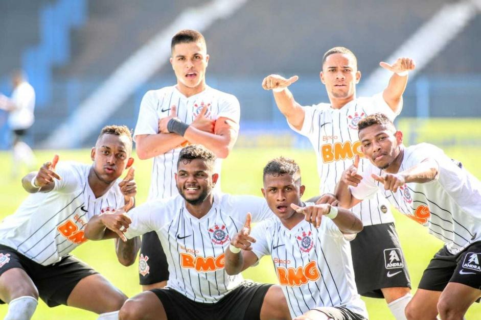 Resultado de imagem para Corinthians sub20