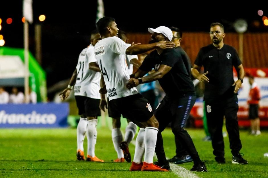 Federação define dia e horário do jogo contra o Athletico-PR, pelas quartas de final