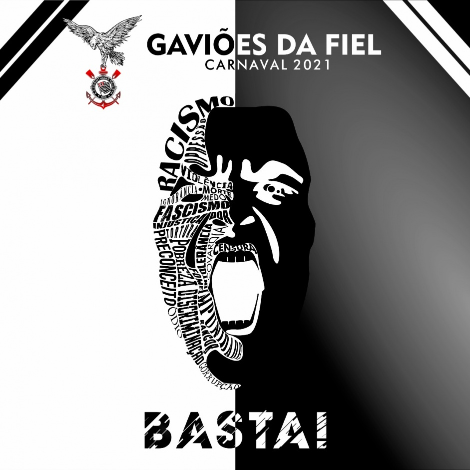 Gaviões da Fiel confirma tema do enredo para o carnaval de 2021