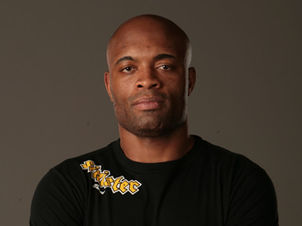 Anderson Silva usa as dependências do CT Dr. Joaquim Grava