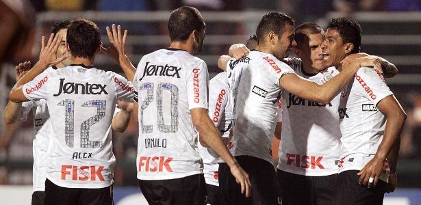 Campeões do Brasileiro, jogadores do Corinthians podem entrar de vez para história