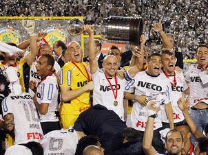 Tão sonhado título da Libertadores finalmente foi conquistado