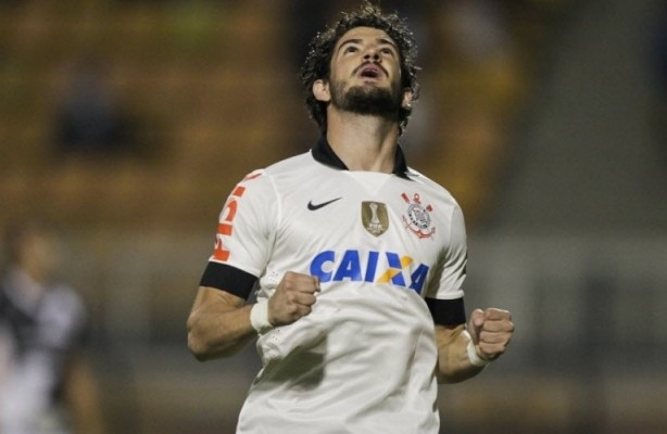 Pato lamentou as chances de gol perdidas na partida