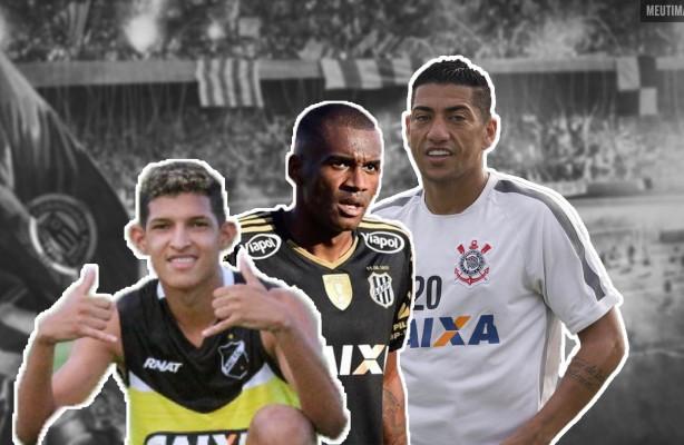 7d0a8f5563 VÍDEO  Contratações do Corinthians para 2018  Ralf