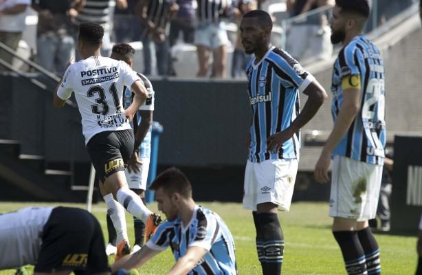 9387d8f602 VÍDEO  Melhores momentos de Corinthians 2x1 Grêmio