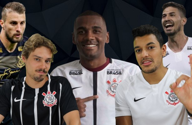 VÍDEO  Dupla de zaga ideal do Corinthians para 2019  b2a226aa0b4ff