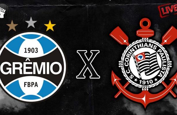 Gremio X Corinthians Ao Vivo Campeonato Brasileiro 2020