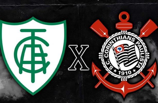 América Mineiro x Corinthians: local, horário, escalação e transmissão
