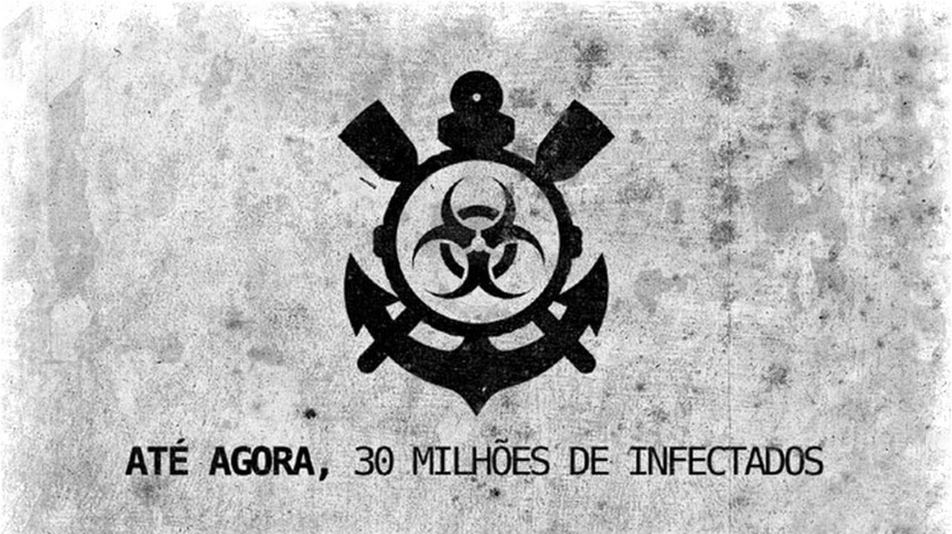 Wallpaper Do Corinthians: 30 Milhões De Infectados