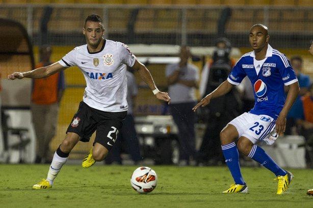7abaec8758 Reencontro com o Millonarios será o pontapé inicial do Corinthians na  Libertadores