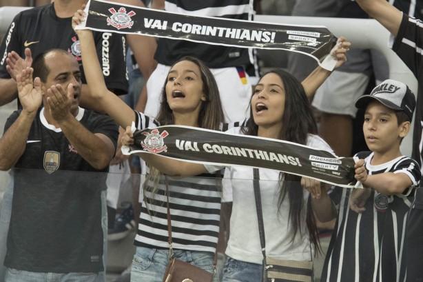 02c62f66a96b3 Torcida do Corinthians na capital paulista é do tamanho das três rivais  juntas