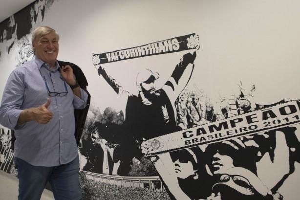 Corinthians aproveita cerimônia do Paulistão para fechar contratação ... de593b70d5c92