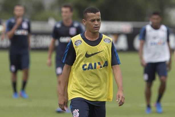 Luidy é o mais novo emprestado do Corinthians  jogador foi para o São Bento e8b5f0c85ac54