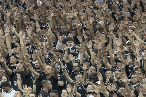 More than 20 thousand tickets were bought by the Corinthians to a duel with Red Bull Brasil