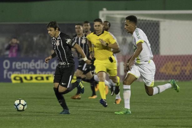 Corinthians de Ángel Romero   cia. encara a Chapecoense nas quartas da Copa  do Brasil 3a034991a63b4