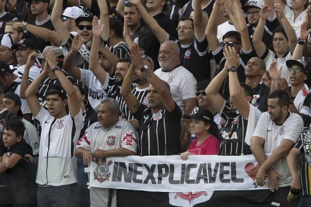 Corinthians decide vaga na próxima fase da Copa do Brasil diante de sua  torcida 0b81dae298c92