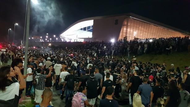 a57ce020f8 Arena Corinthians deve receber bom público para duelo decisivo entre Timão  e Vitória