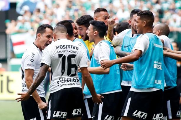Corinthians jogou final do Paulista sabendo que Palmeiras já havia ... 495c8a19c0b01