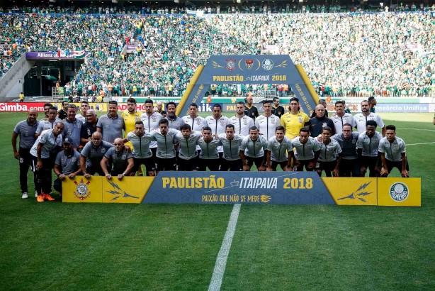 8cf57e1edb7ed Corinthians conhece tabela do Paulistão-2019  atual campeão faz dois ...