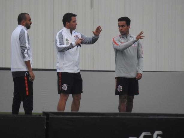90d64b0cda Corinthians de Loss joga nesta quinta  Jadson é o artilheiro do Timão na  Libertadores