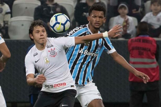 3dc2477383 Jogo entre Corinthians e Grêmio será transmitido por dois canais na ...