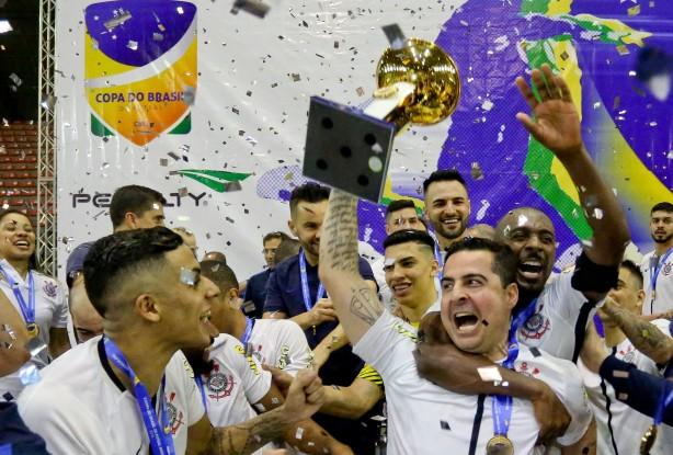 Campeão da Copa do Brasil de futsal b1866def047a1