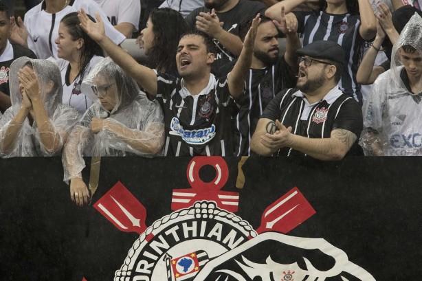 Torcida e Corinthians se reencontra na Arena em clássico contra o São Paulo a1597c98db991