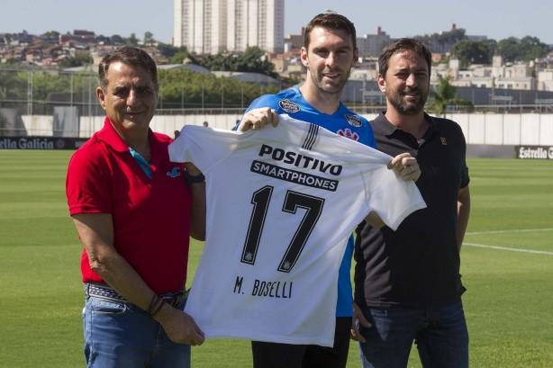 Corinthians divulga numeração do elenco para o Campeonato Paulista ... e74bc689fc65c