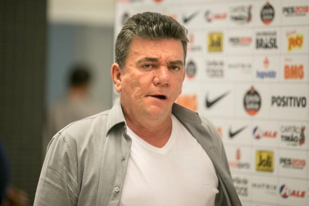 """Após demissão de Carille, Andrés Sanchez prevê mudanças drásticas: """"Vai ficar pouca gente"""""""