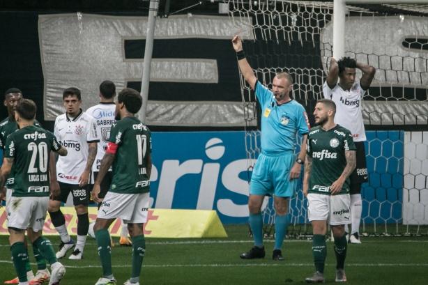 Corinthians 0 X 2 Palmeiras Brasileirao 2020