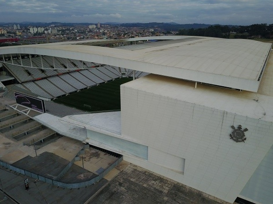 Timão busca alternativas para quitar financiamento da Arena Corinthians