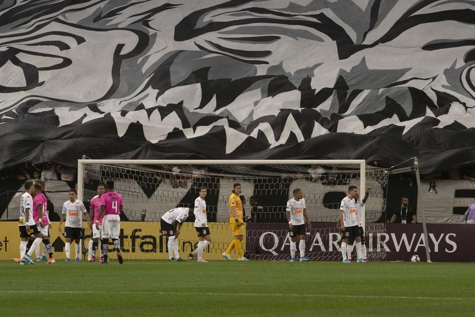 Antes De Semifinal Corinthians Resgata Lema Que Embalou