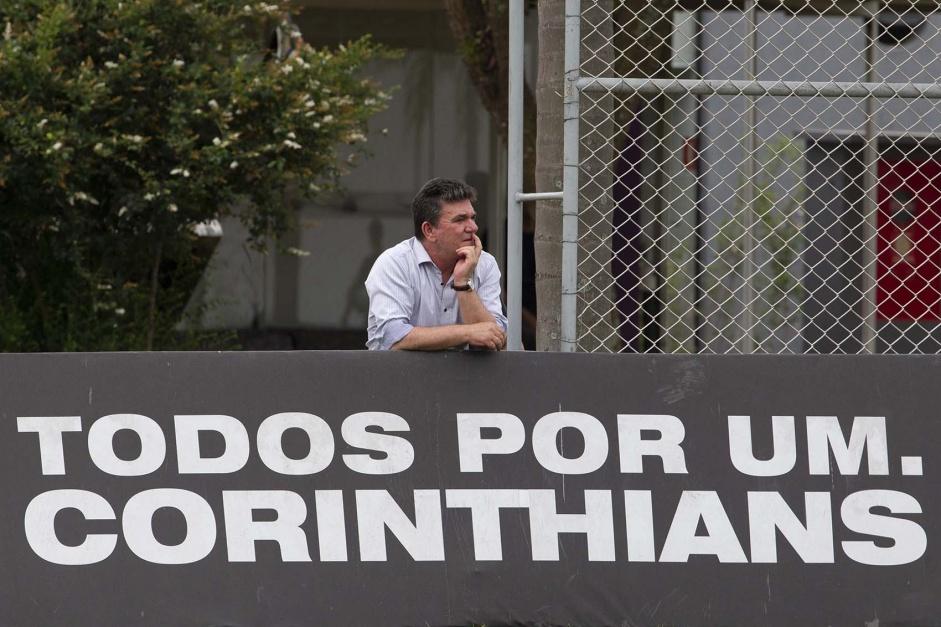 Dívida do Corinthians já passa de R$ 920 milhões