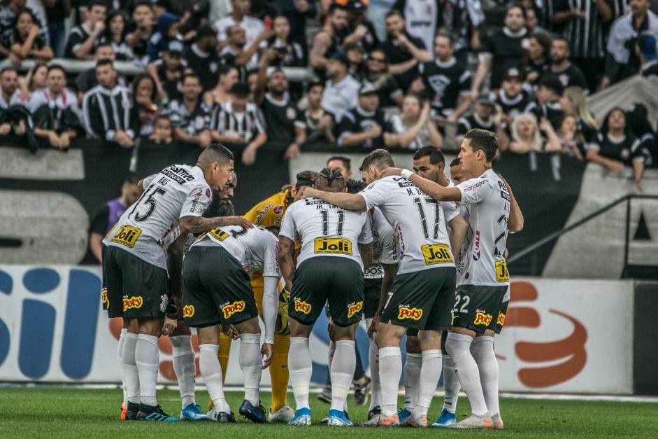 Corinthians Entra Na Zona De Classificação Da Libertadores